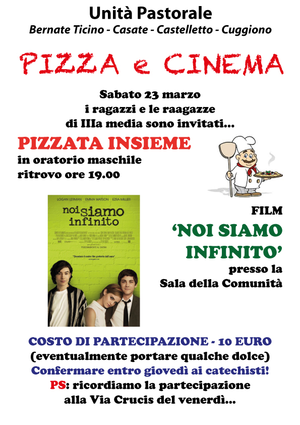 PizzaCinema