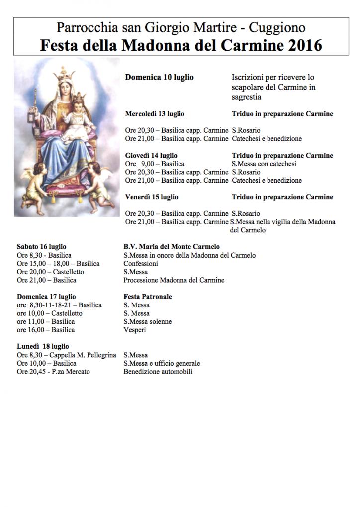 Festa Carmine16
